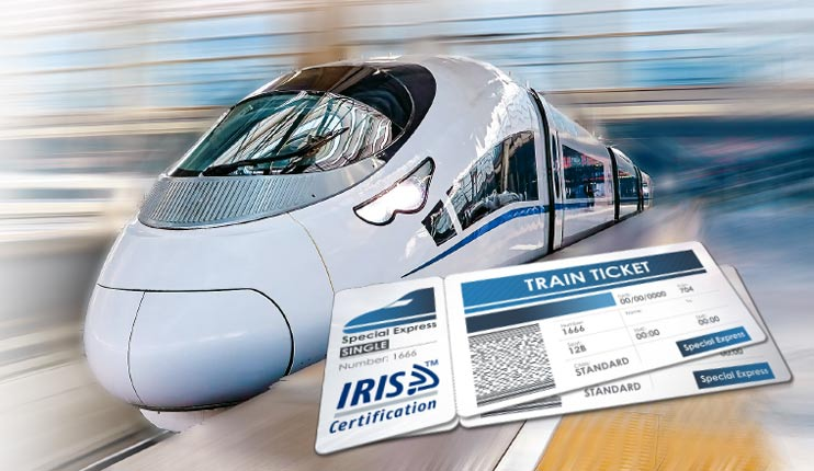 HARTING first IRIS-certified company