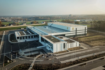 European Distribution Center HARTING