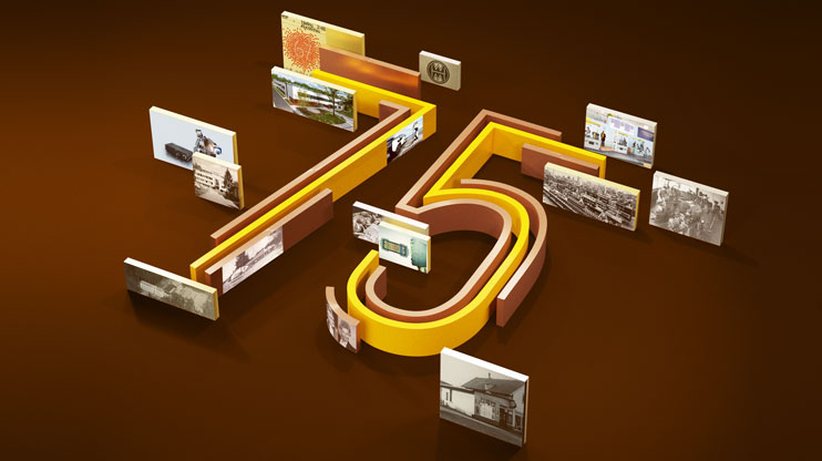 75 Years of HARTING