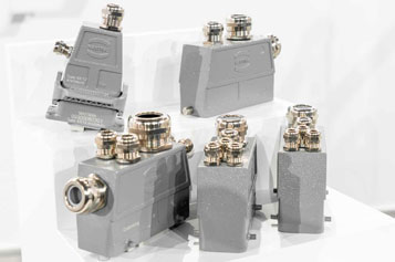 How HARTING Electric implements new technologies