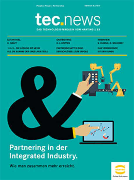 Partnering in der Integrated Industry