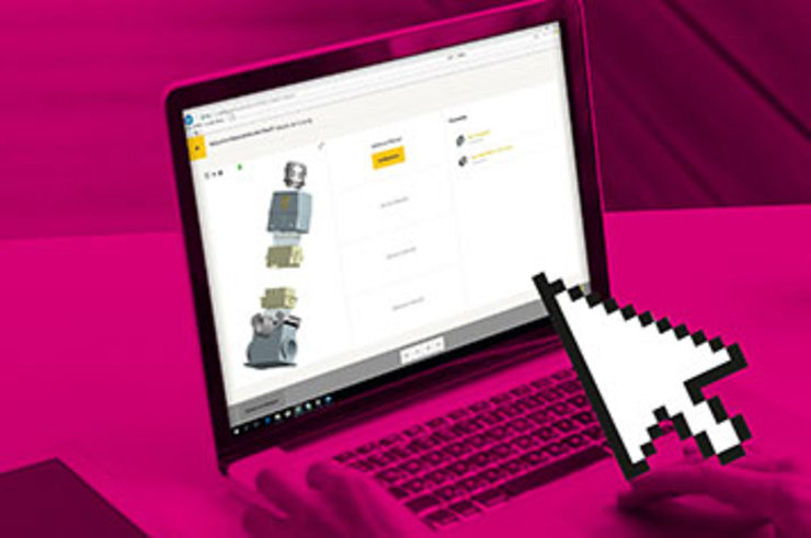 The Han® Configurator from HARTING