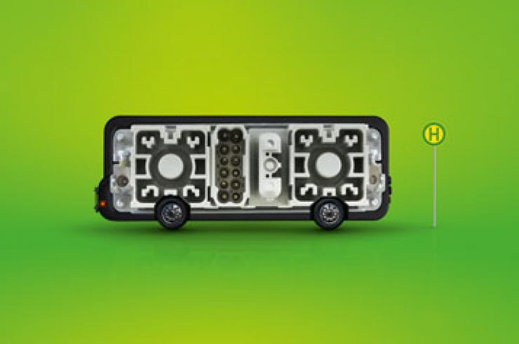 HARTING E-Bus interfaces