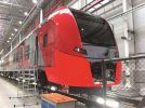 Electric trains Type ES2G from Ural Locomotives use the Han® connector.